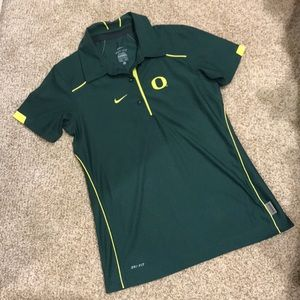 NWOT Oregon Ducks Women's polo.